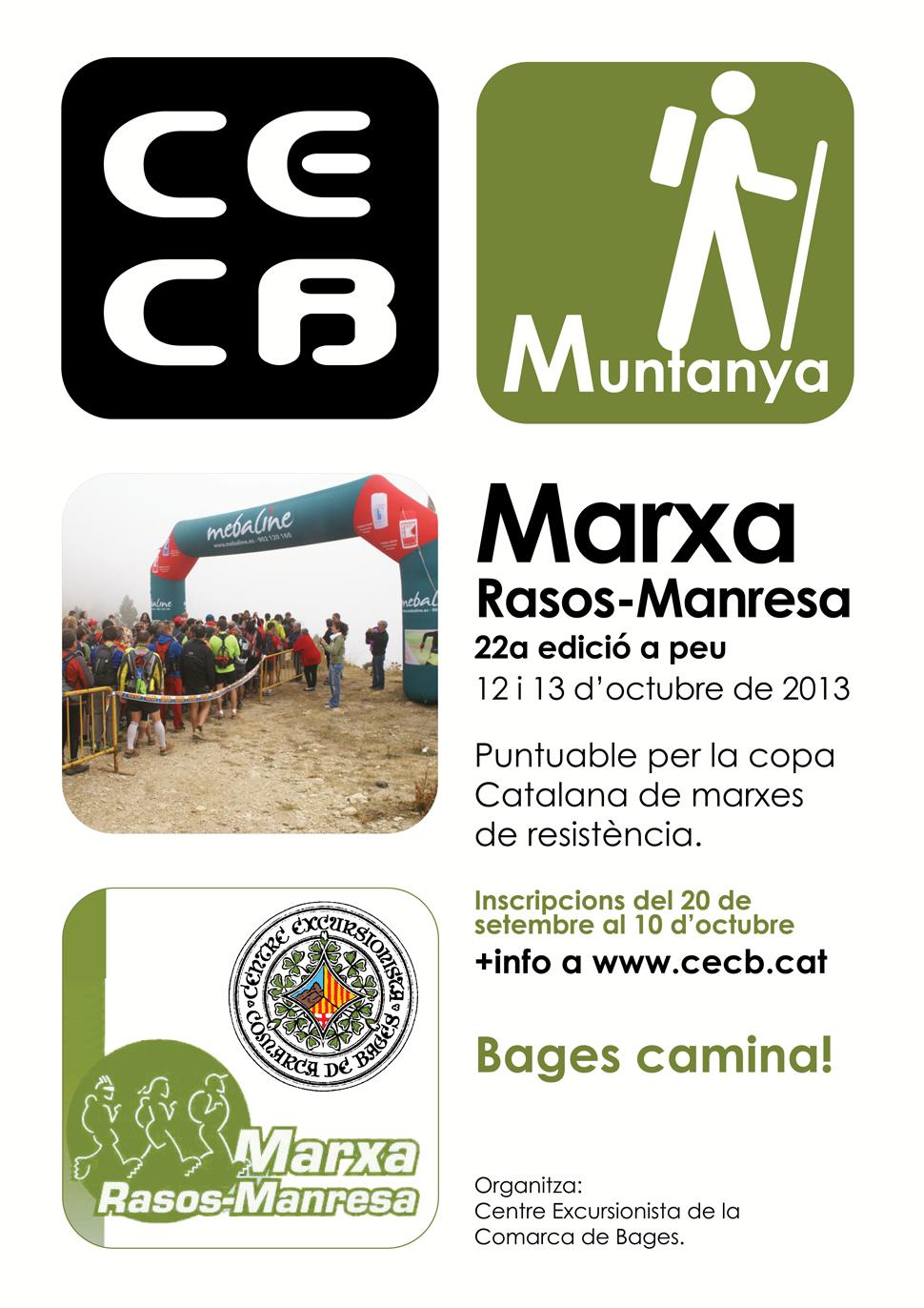 CECB II MARXA RASOS SETEMBRE 2013