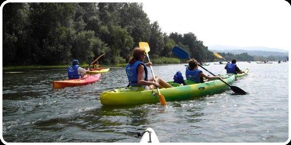 Cursos i lloguers kayak