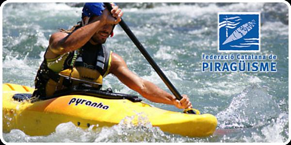 Llicències federatives kayak
