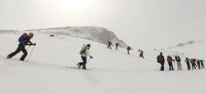 Xerrada d'esquí de muntanya - Travesses polars
