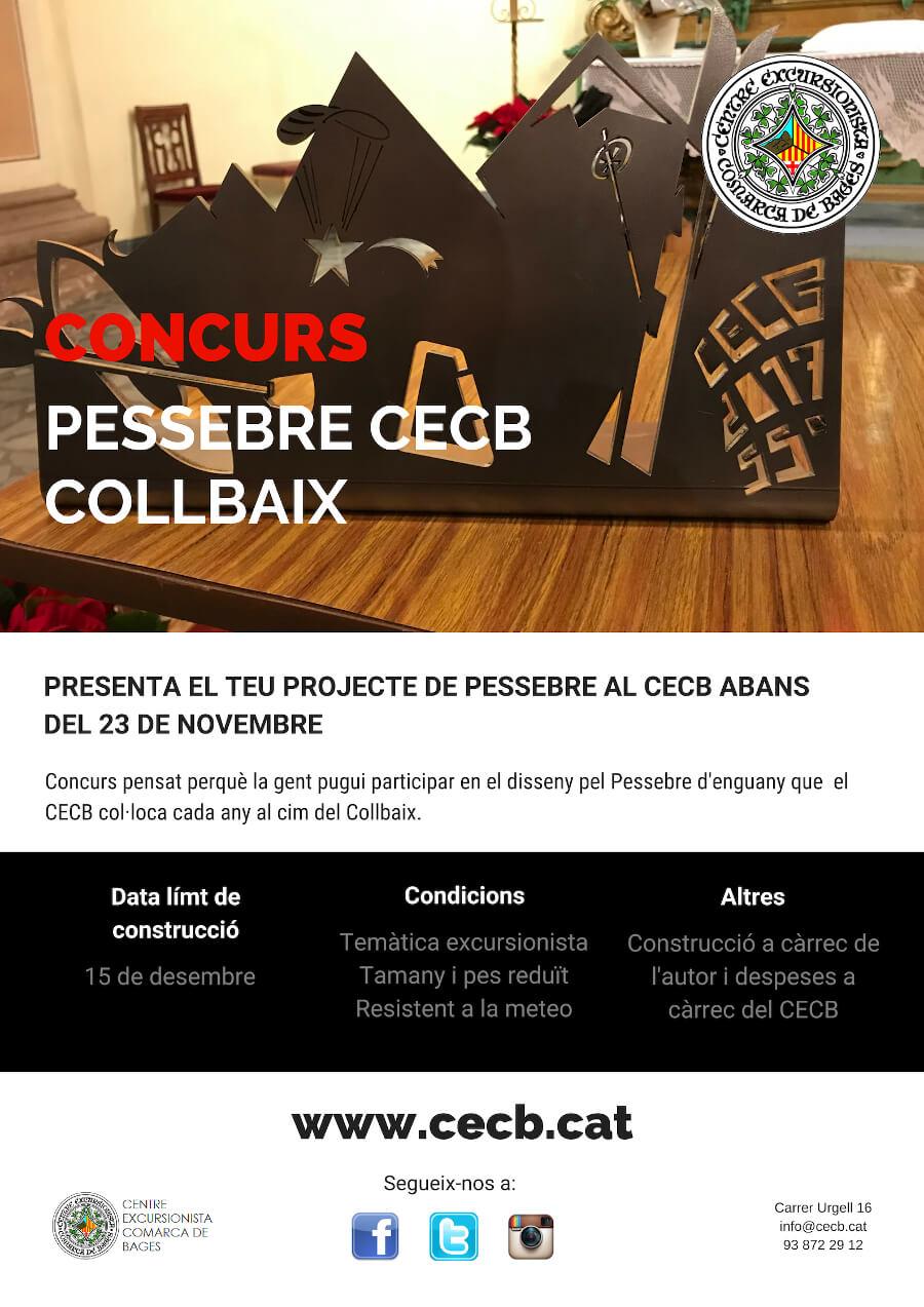 Concurs Pessebre Collbaix 2018