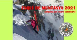 Esquí de Muntanya 2021